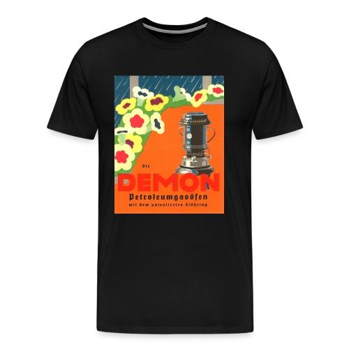 Demon Ofen - Männer Premium T-Shirt