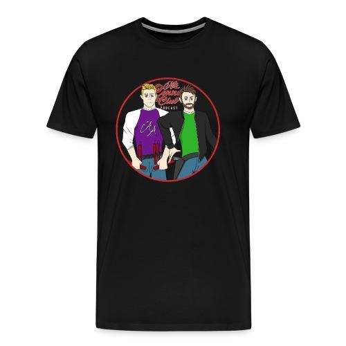 KCC-characters-shirt-2019 - Men's Premium T-Shirt