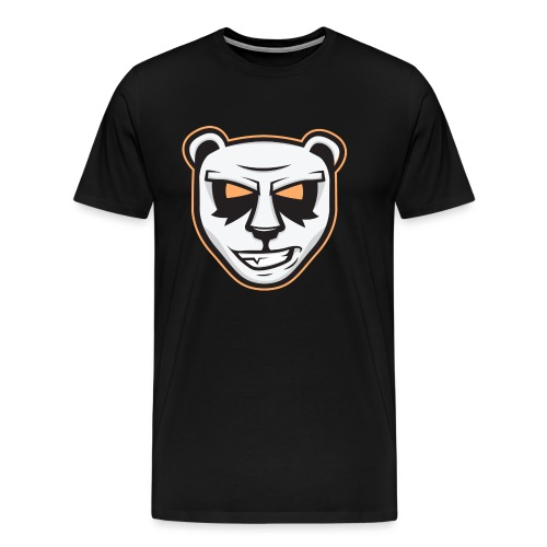 PandaTheory 55 png - Men's Premium T-Shirt