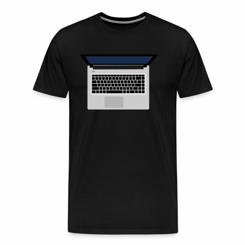 notebook - Men's Premium T-Shirt