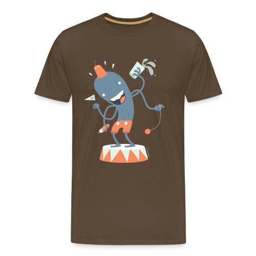 squid - Männer Premium T-Shirt