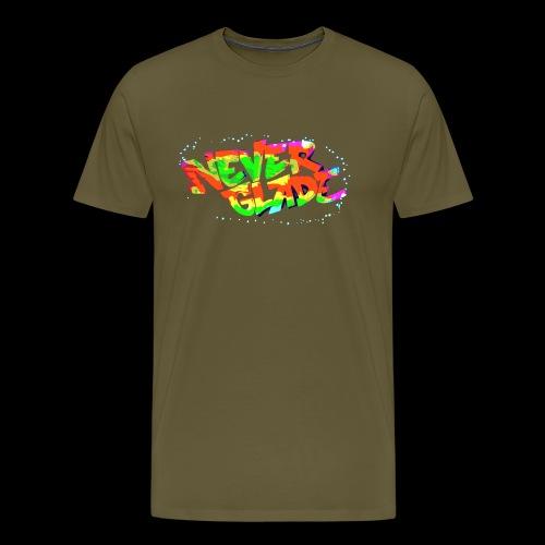Neverglade Logo - Men's Premium T-Shirt