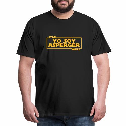 Yo soy Asperger - StarW - Camiseta premium hombre