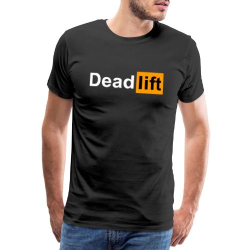 DeadLift X - T-shirt Premium Homme