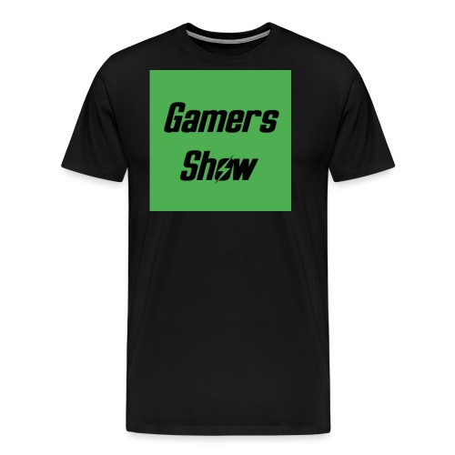 Gamers Show Logo - Men's Premium T-Shirt