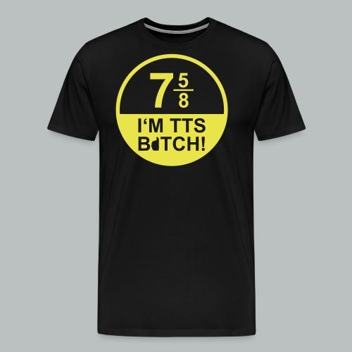 7 58 - Männer Premium T-Shirt