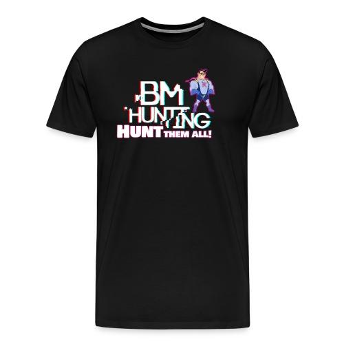 MODDERMAN - VERSIONE 1 - Maglietta Premium da uomo