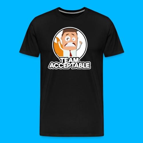 TEAM acceptable merch - Men's Premium T-Shirt