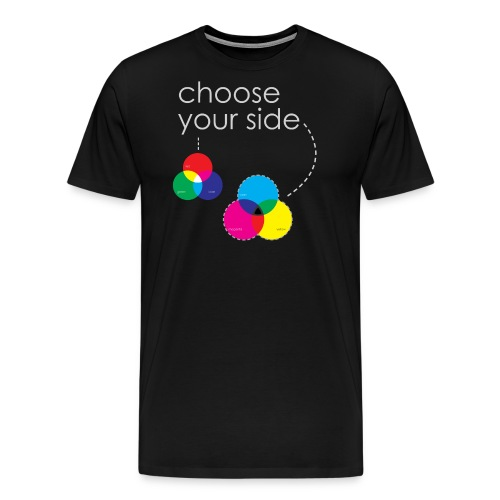 farbsysteme 2 - Männer Premium T-Shirt
