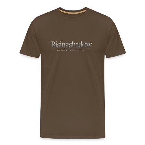 Risingshadow Beyond the Reality LIGHT - Miesten premium t-paita