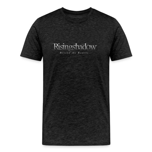 Risingshadow Beyond the Reality LIGHT - Miesten premium t-paita