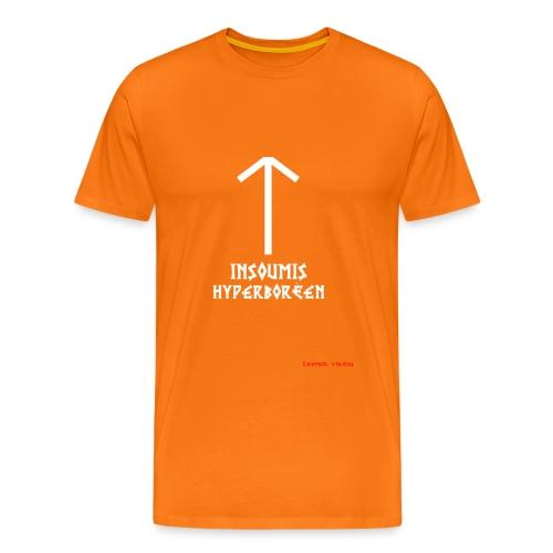 insoumisHyperboréen - T-shirt Premium Homme