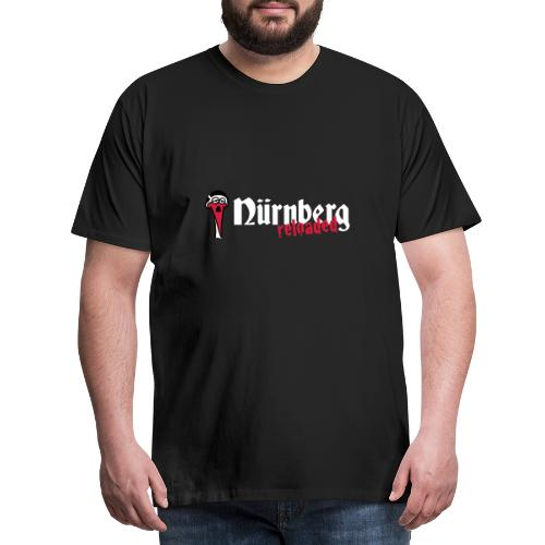 nuernbergweissohne - Männer Premium T-Shirt