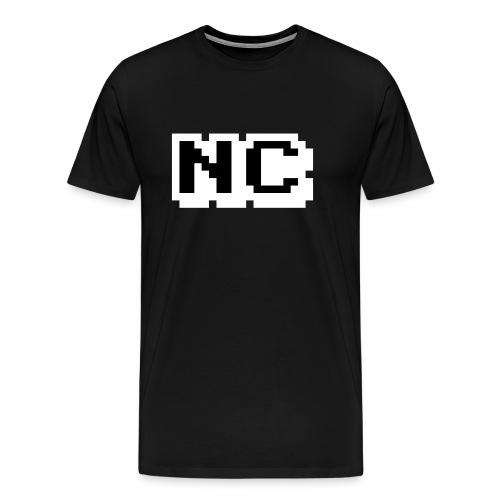 n3rdcore - Maglietta Premium da uomo