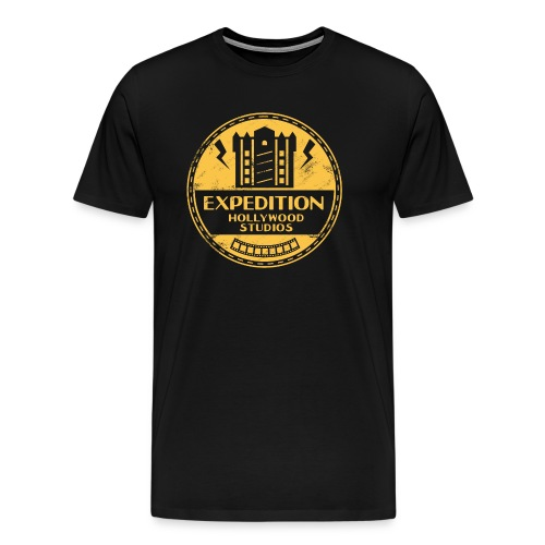 Expedition Hollywood Studios - Men's Premium T-Shirt