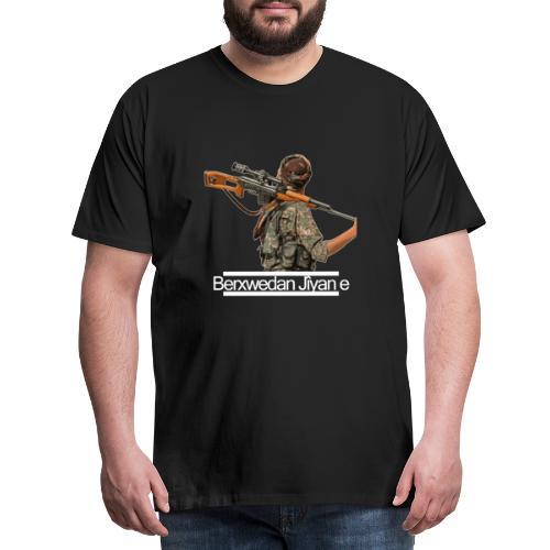 Kurdistan - Männer Premium T-Shirt