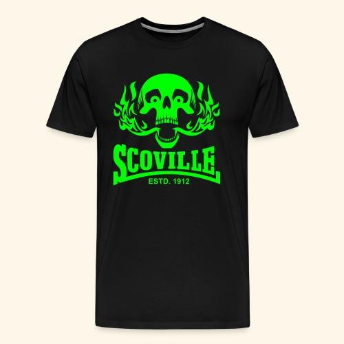 spassprediger.de presents: Scoville - Männer Premium T-Shirt