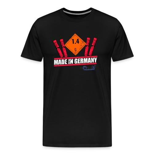 Global Fireworks 1.4G - Männer Premium T-Shirt