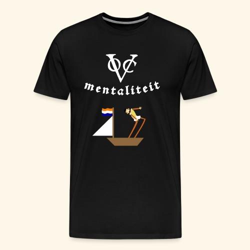 VOC-mentaliteit - Mannen Premium T-shirt