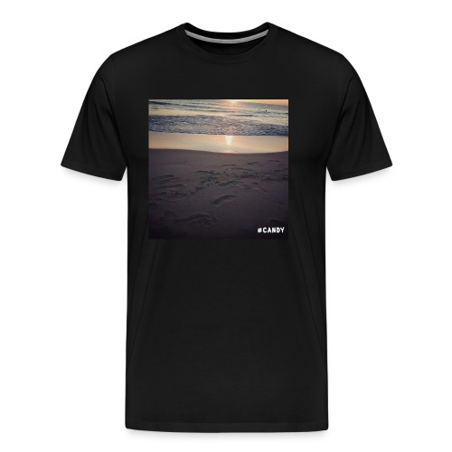 Wschód Słońca - Koszulka męska Premium