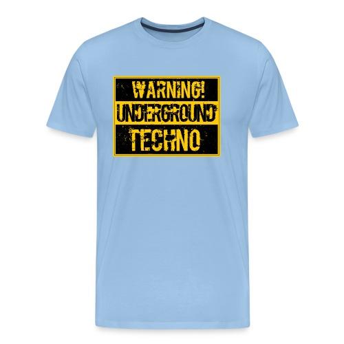 WUT png - Men's Premium T-Shirt