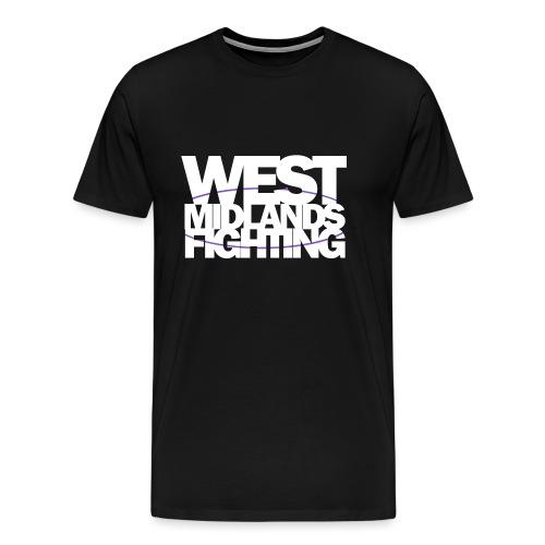 tshirt wmf white 2 - Men's Premium T-Shirt