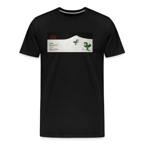tshirt design - Men's Premium T-Shirt