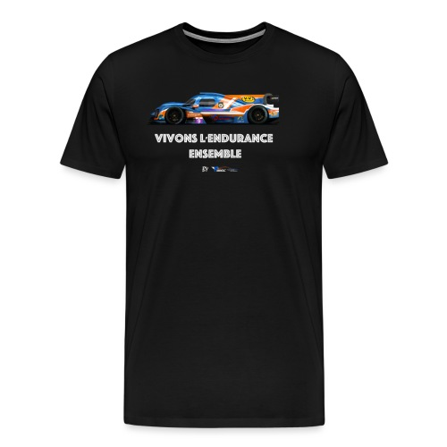 Norma FansWEC - T-shirt Premium Homme