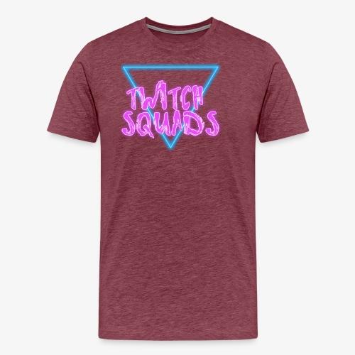 Pure Triangle Logo - Men's Premium T-Shirt