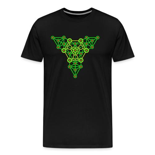 Equiibrium 2-Side Print - Men's Premium T-Shirt