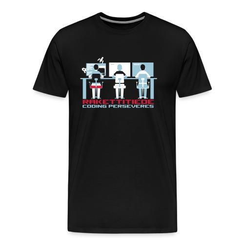 Perseveres - Miesten premium t-paita
