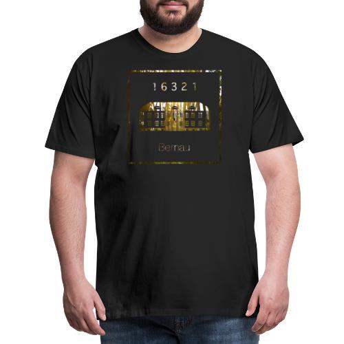 T shirt 16321 Bernau Barnim Brandenburg - Männer Premium T-Shirt