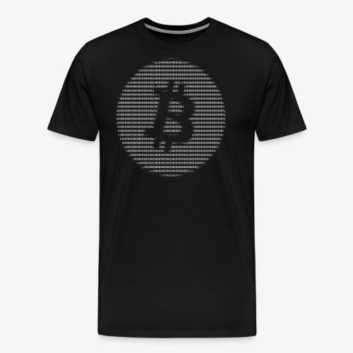 HODL-btc-ascii - Men's Premium T-Shirt