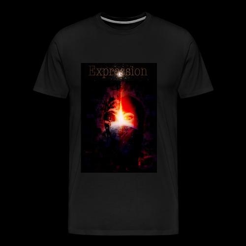 Expression - Mannen Premium T-shirt