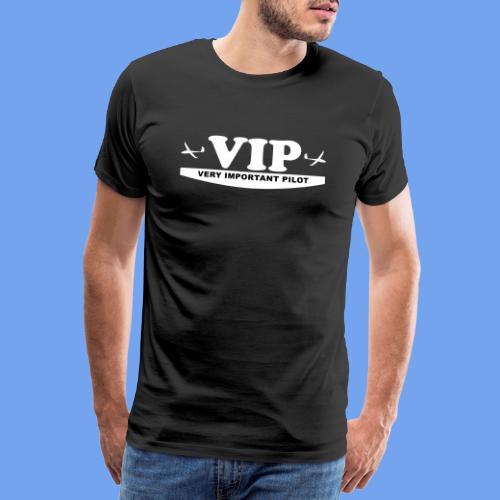 VIP Segelflieger gleiten lustig Segelflugzeug - Männer Premium T-Shirt