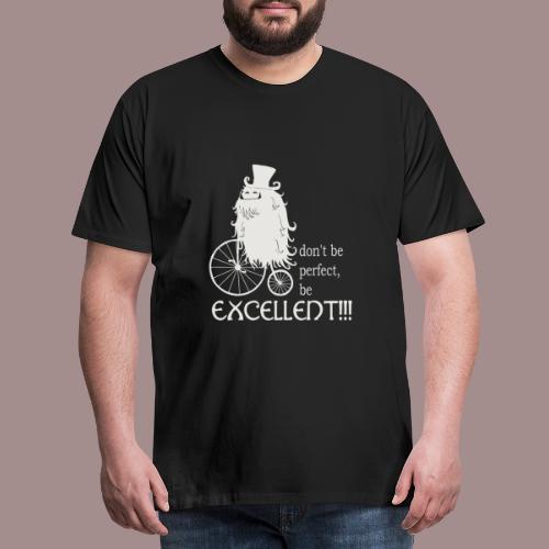 Excellent1 - Männer Premium T-Shirt