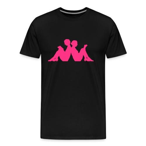 LÄSRO - Premium-T-shirt herr