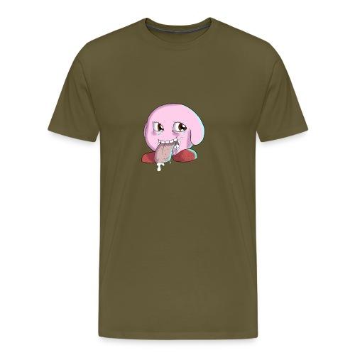 KEURBYLOGO.png - T-shirt Premium Homme