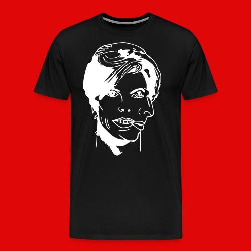 double face Vêtements de sport - T-shirt Premium Homme