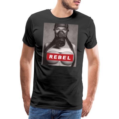 postapocalyptic rebel - Männer Premium T-Shirt
