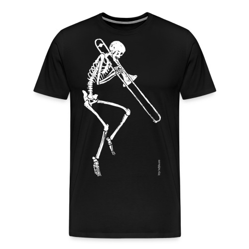 Rattlin Bone 1 - Men's Premium T-Shirt