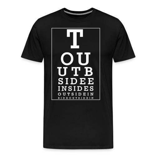 Inside A2 EPS - Männer Premium T-Shirt