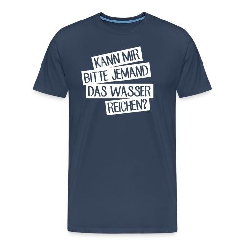 wasser - Männer Premium T-Shirt
