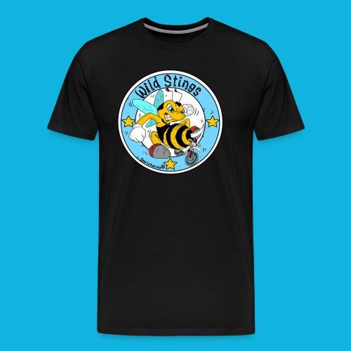wildstings-spreadshirt - Männer Premium T-Shirt