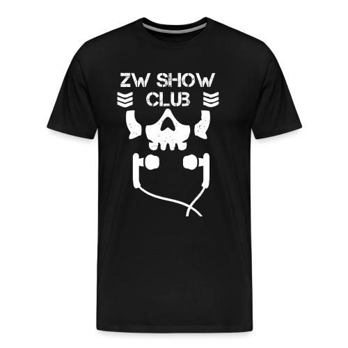 ZW Show Club - White - Maglietta Premium da uomo