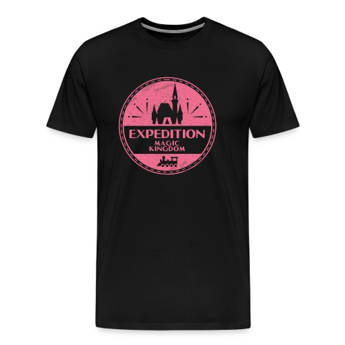 Expedition Magic Kingdom - Men's Premium T-Shirt