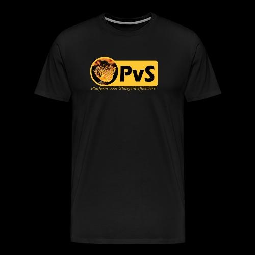 Platform voor Slangenliefhebbers - Mannen Premium T-shirt