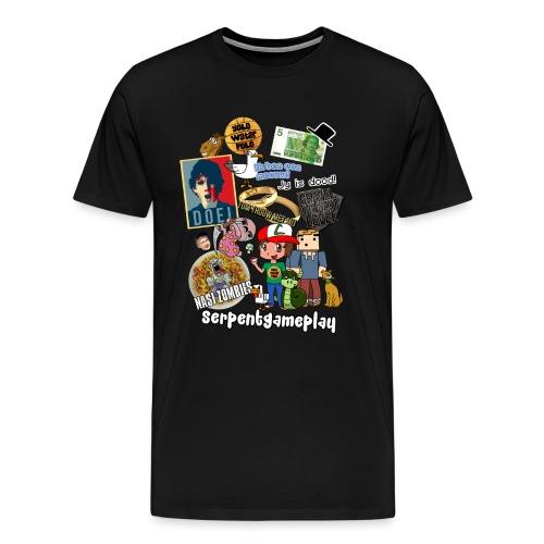 compilatie nieuw - Mannen Premium T-shirt