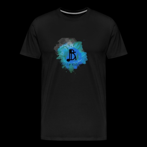 BuntesLogo png - Männer Premium T-Shirt