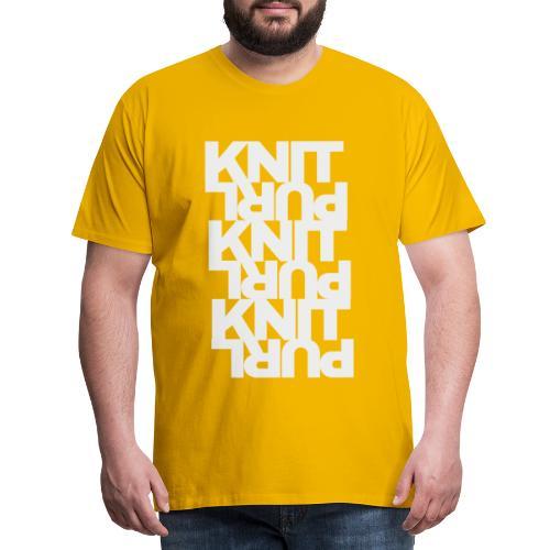 St st, light - Men's Premium T-Shirt
